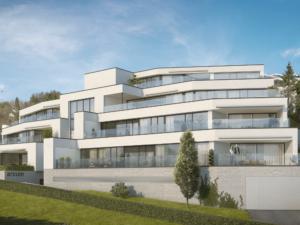 7 Terrassenhäuser in Erlinsbach