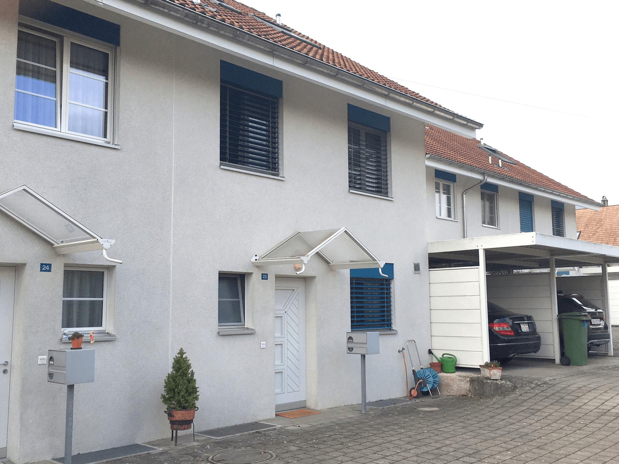 Doppeleinfamilienhaus in Küttigen