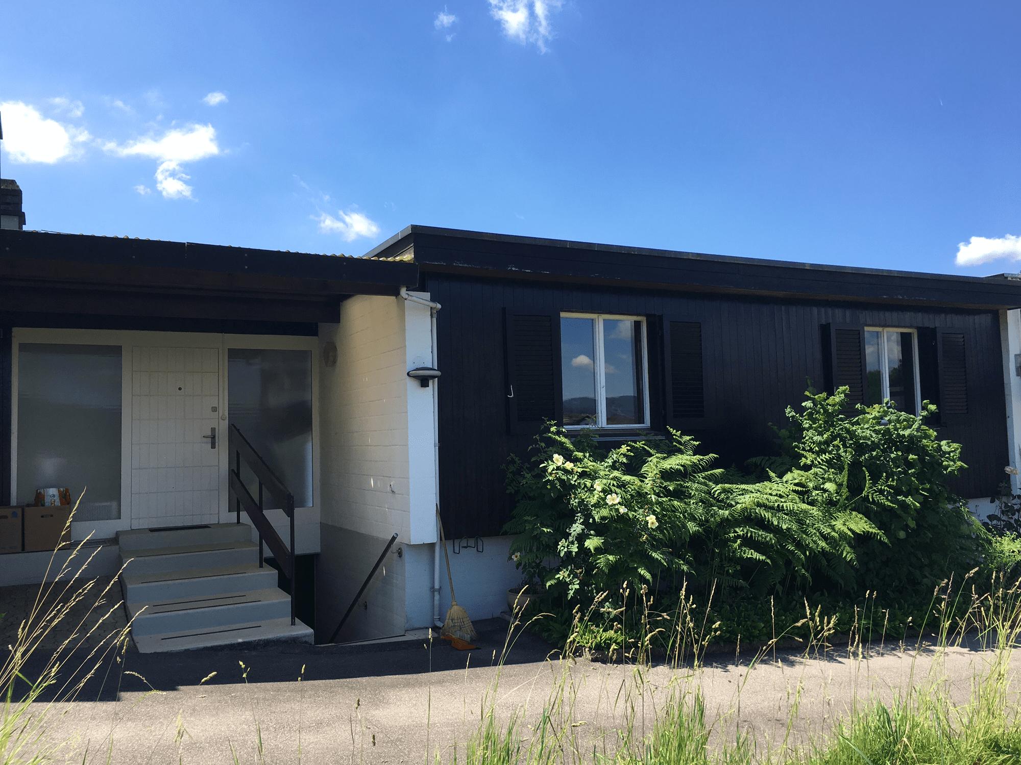 Einfamilienhaus in Däniken