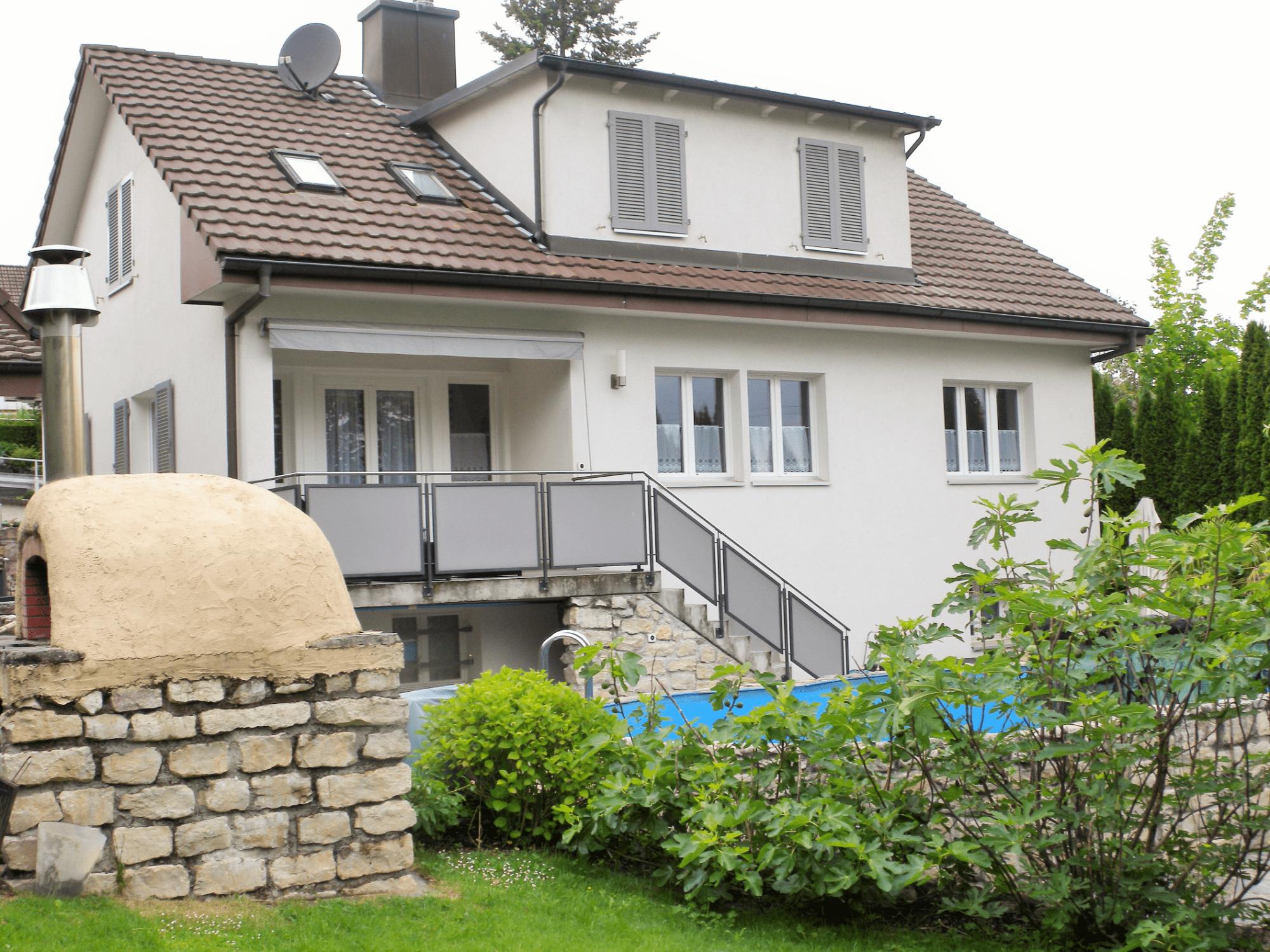Einfamilienhaus in Dulliken