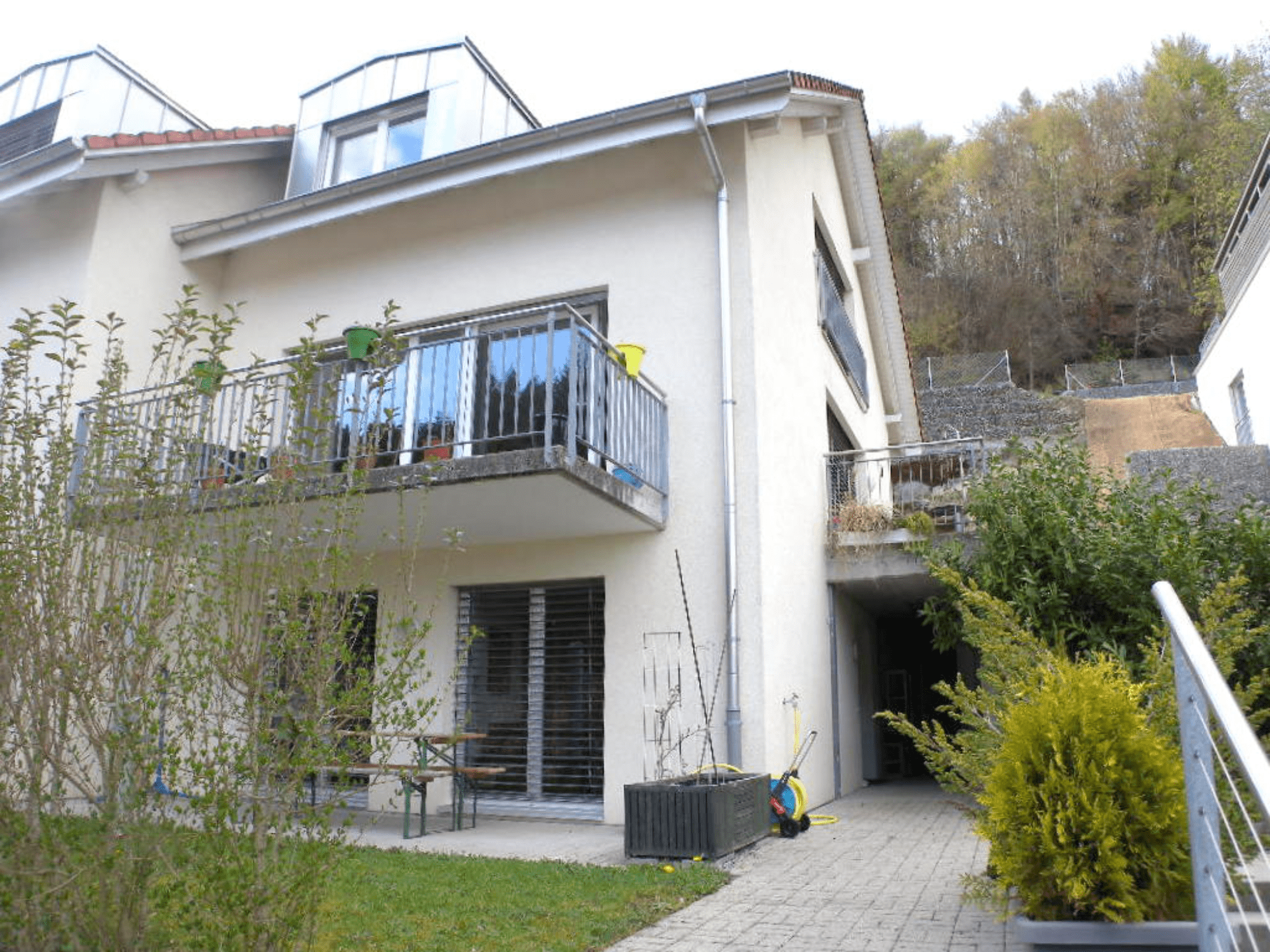 Einfamilienhaus in Gränichen