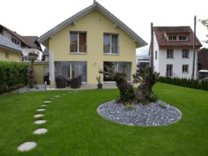 Einfamilienhaus in Villmergen