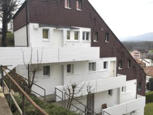 Mehrfamilienhaus in Aarau