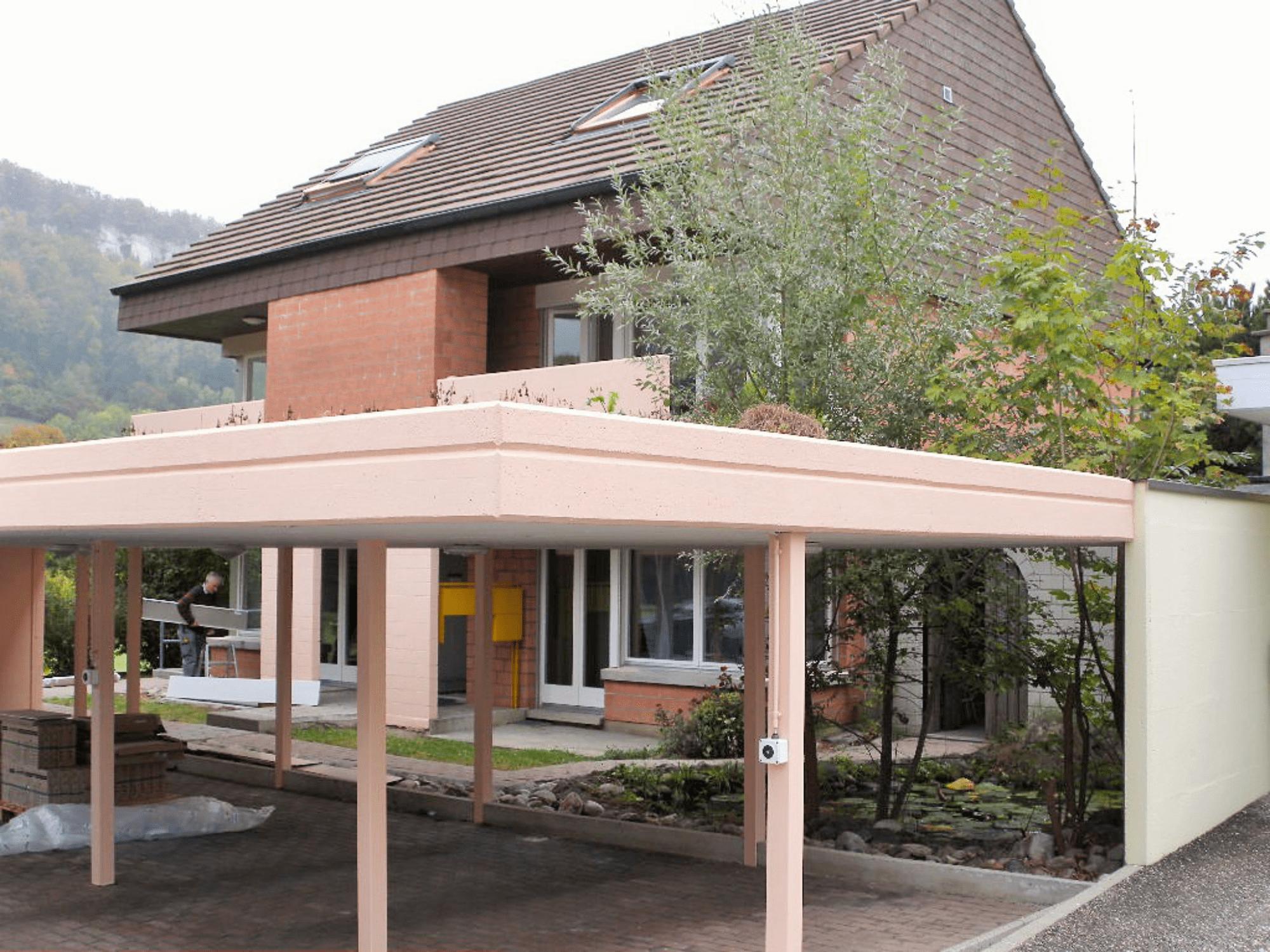 Mehrfamilienhaus in Aarburg
