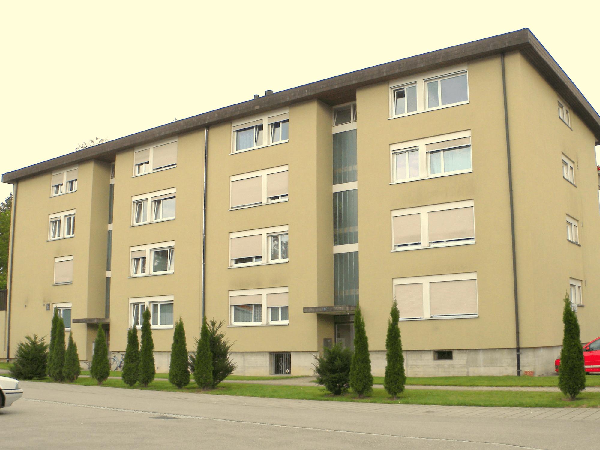 Mehrfamilienhaus in Aarwangen