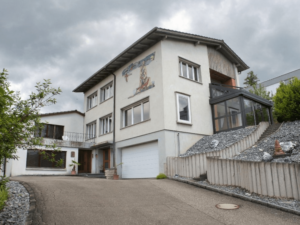 Mehrfamilienhaus in Frick