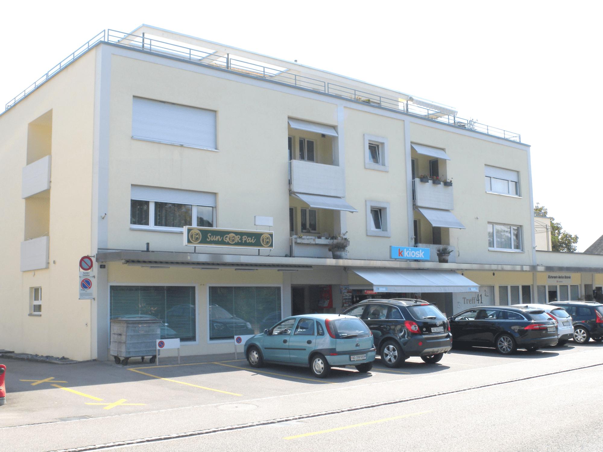 Mehrfamilienhaus in Kölliken