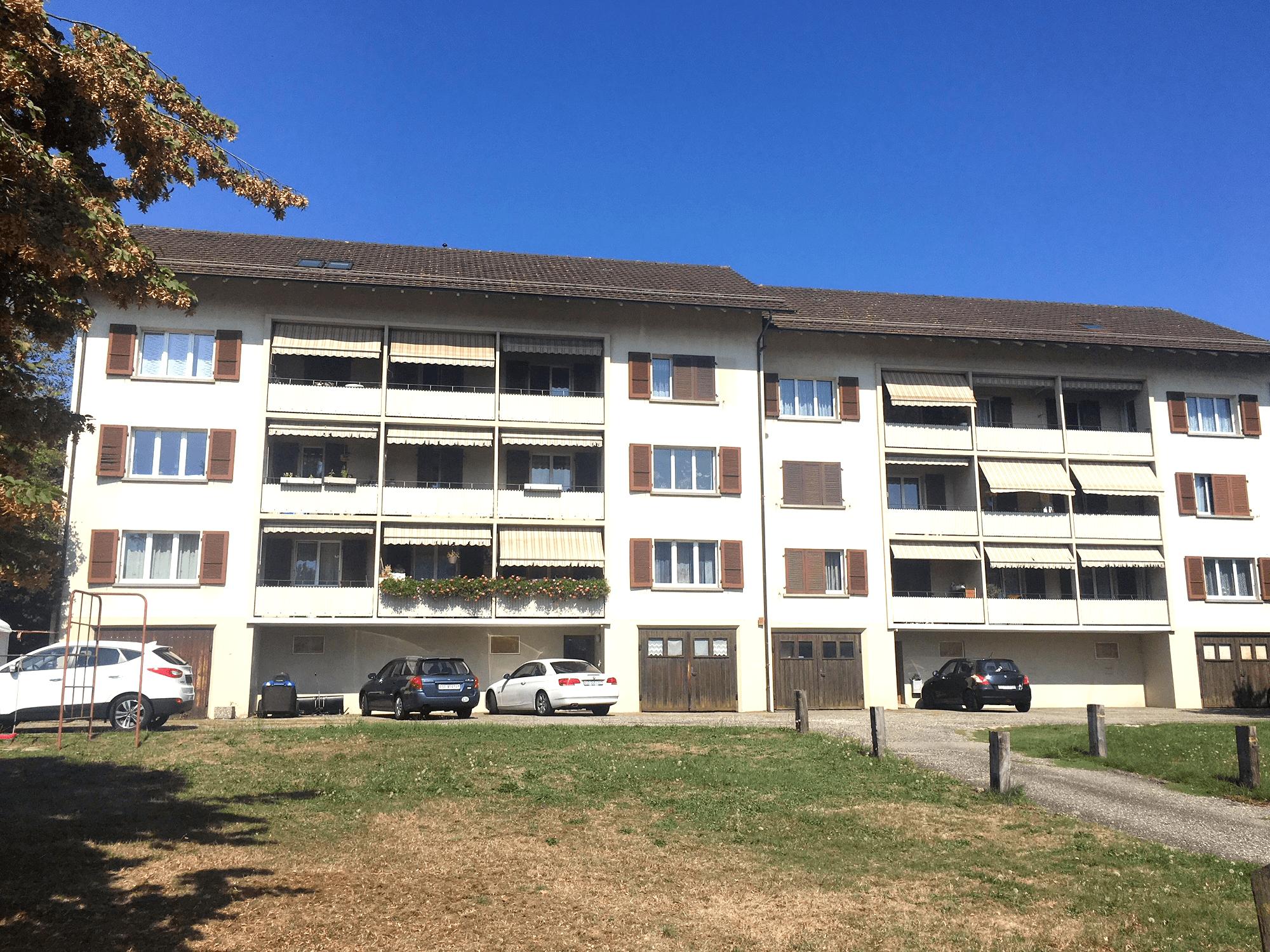 Mehrfamilienhaus in Wangen bei Olten