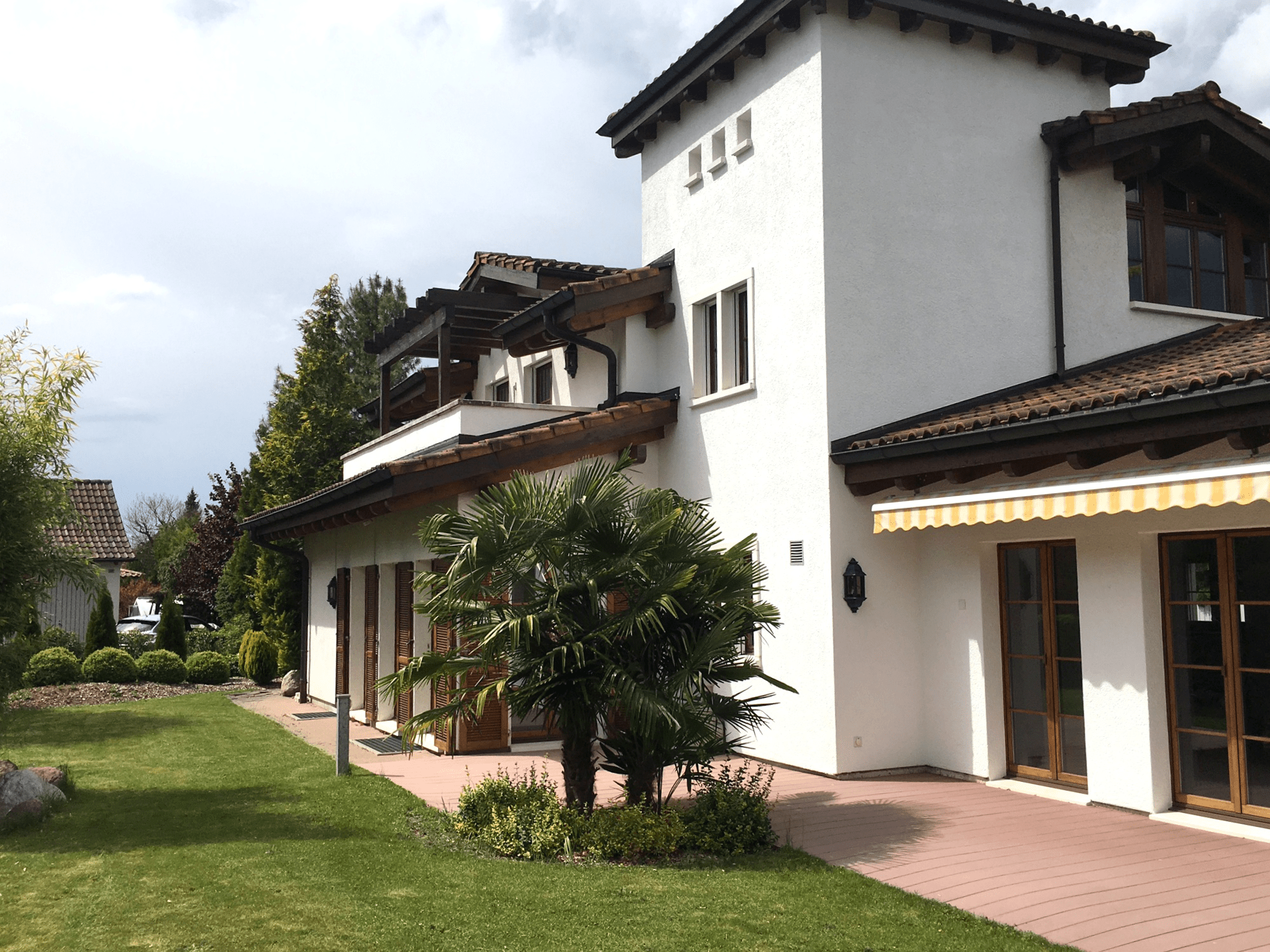 Villa in Oberentfelden