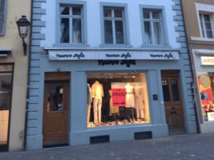Wohn- und Geschäftshaus in Aarau