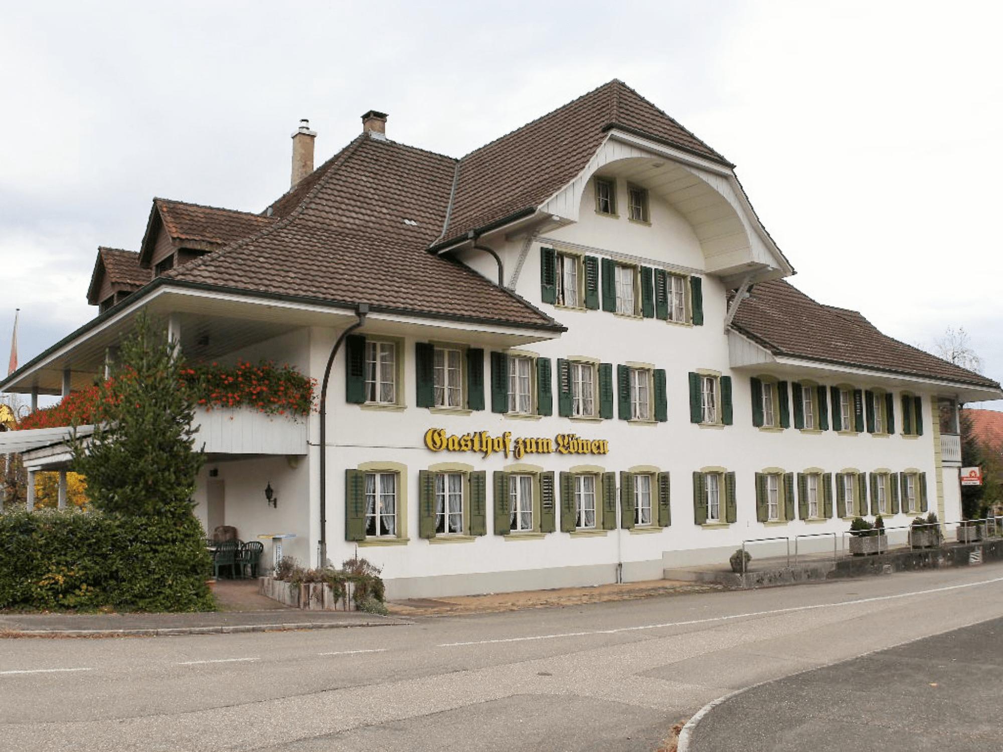 Wohn- und Geschäftshaus in Wynau